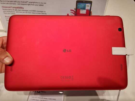 Prise en main : Tablettes LG G Pad Series (7, 8 et 10 pouces) 9
