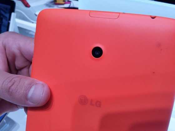 Prise en main : Tablettes LG G Pad Series (7, 8 et 10 pouces) 21