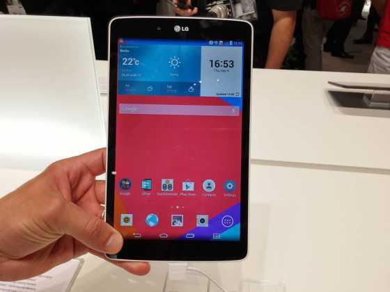 Prise en main : Tablettes LG G Pad Series (7, 8 et 10 pouces) 12