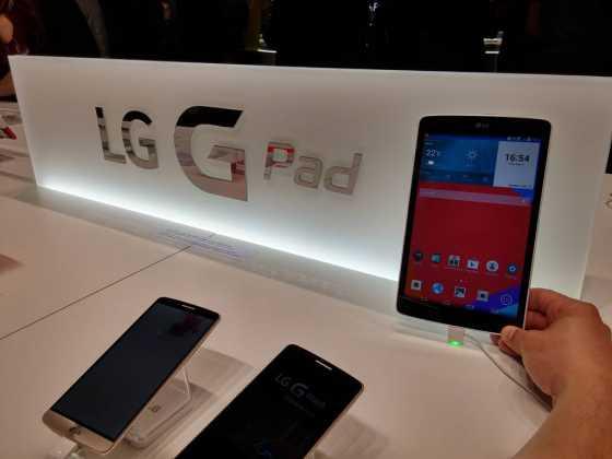 Prise en main : Tablettes LG G Pad Series (7, 8 et 10 pouces) 17