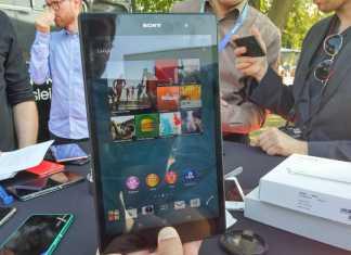 IFA 2014 : Sony nous présente la Xperia Z3 Tablet Compact  9