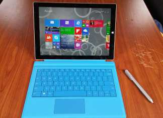 Test Microsoft Surface Pro 3 3