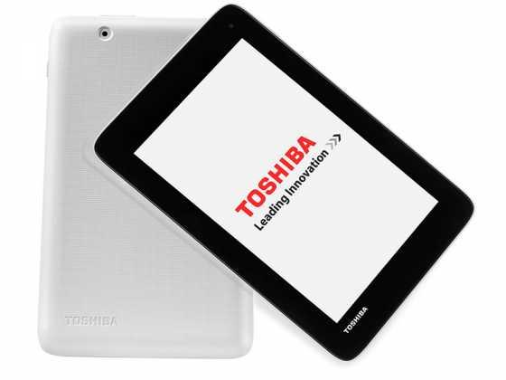 IFA 2014 : Toshiba Encore Mini, nouvelle tablette 7 pouces présentée à l'IFA 2014 12