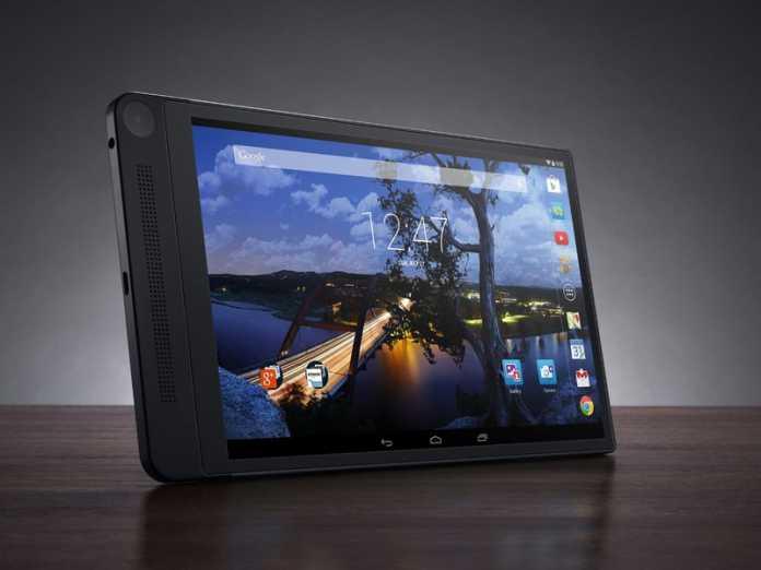 La tablette tactile la plus fine du monde dévoilée par Dell 5