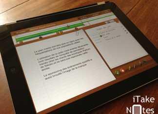 [Nouveauté] Facilitez vos réunions avec l'application iTakeNotes sur iPad  10