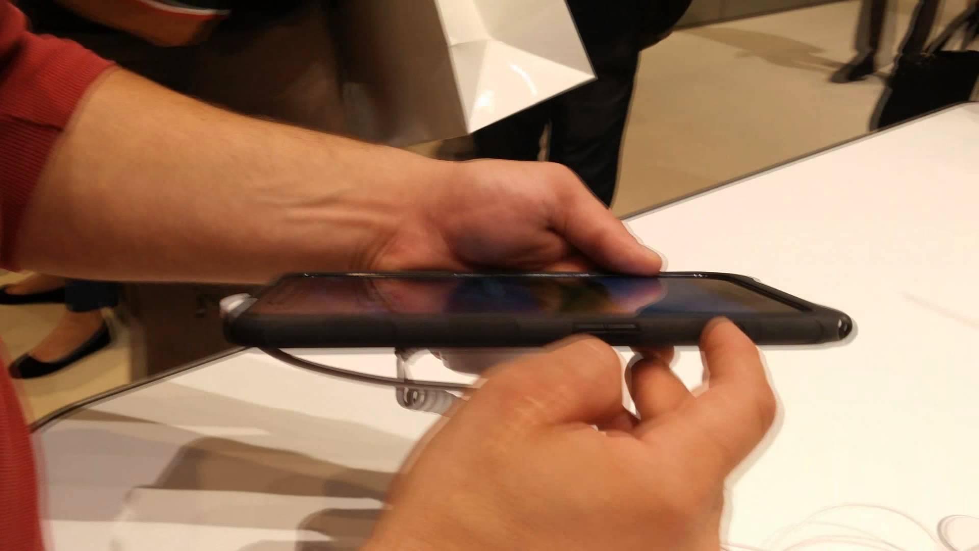 [IFA 2014] Tablette Samsung Galaxy Tab Active pour plus de robustesse