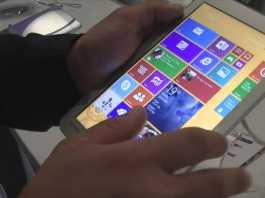 IFA 2014 : Prise en main des tablettes tactiles Toshiba Encore 2 au format 8 et 10 pouces  1