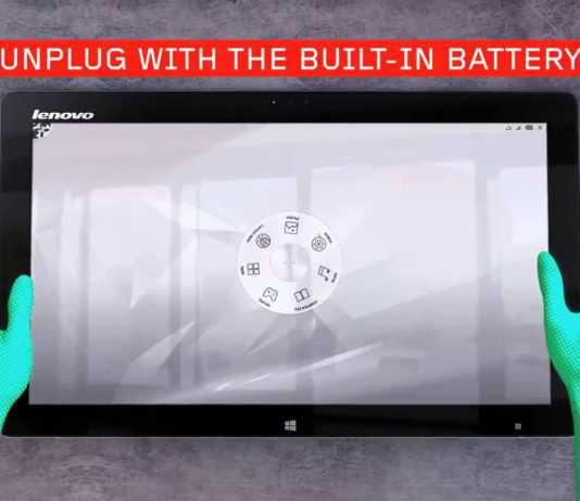 IFA 2014 : Lenovo Horizon 2S, un PC Windows 8.1 pour toute la famille ultra fin 1
