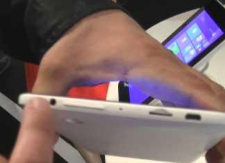 IFA 2014 : Toshiba Encore Mini, nouvelle tablette 7 pouces présentée à l'IFA 2014 1