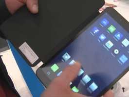 IFA 2014 : Prise en main de la tablette Alcatel One Touch Hero 8  1