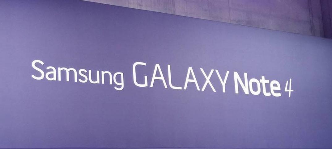 Samsung Galaxy Note 4 : certains appareils montrent des défauts de fabrication