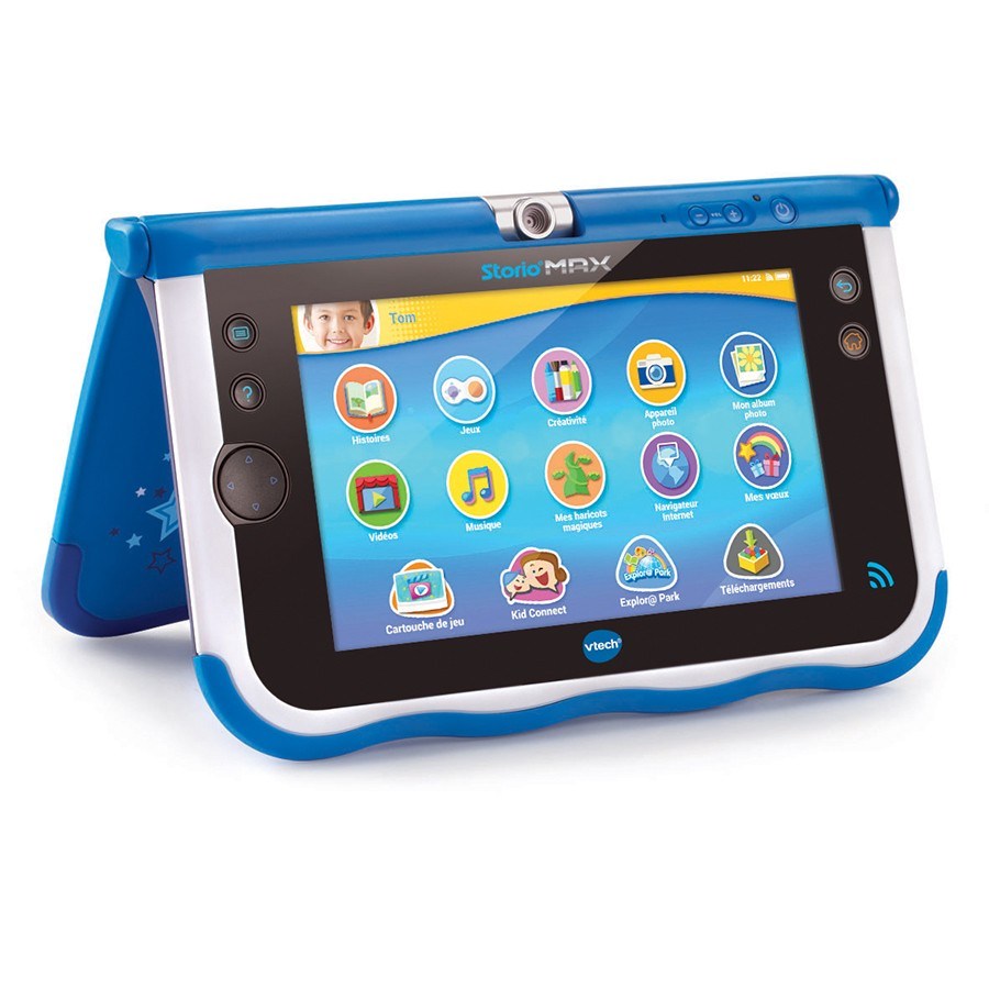 Vtech Storio Max : la tablette enfant N°1 pour Noël 2014 ?