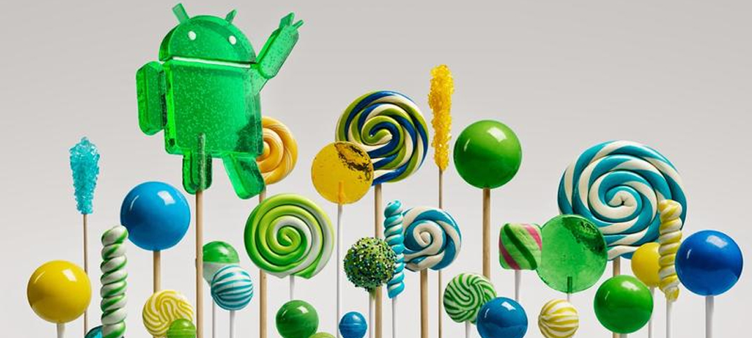 Android 5.0 Lollipop, c'est officiel !