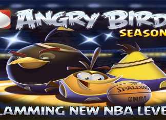 [Nouveauté] Angry Birds Seasons démarre sa saison régulière sur tablettes 4