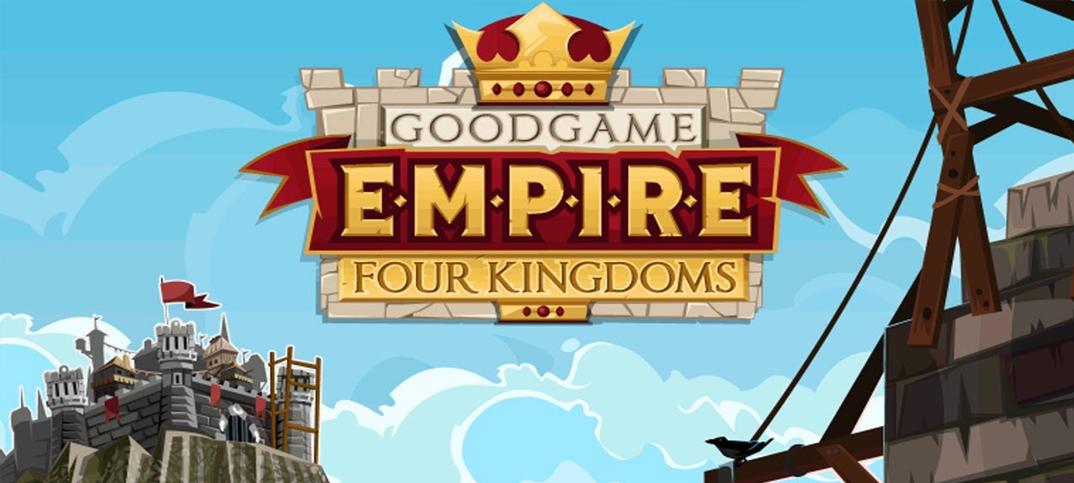 Construisez votre empire avec Empire Four Kingdom sur tablettes Android et iPad 3
