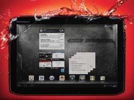 Le retour de Motorola sur le marché des tablettes tactiles  3