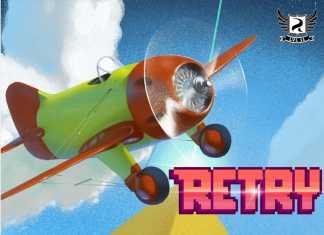 [Nouveauté] Rovio revient avec le jeu Retry sur iOS et Android  1