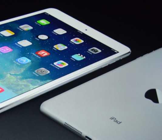 iPad Air 2 et Mini 3 1