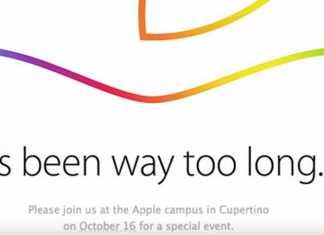 Keynote d'Apple : date de sortie de l'iPad Air 2, photos et vidéos  1
