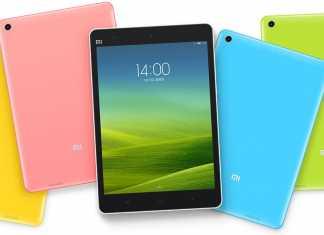 Xiaomi s'attaque au marché des tablettes tactiles 2