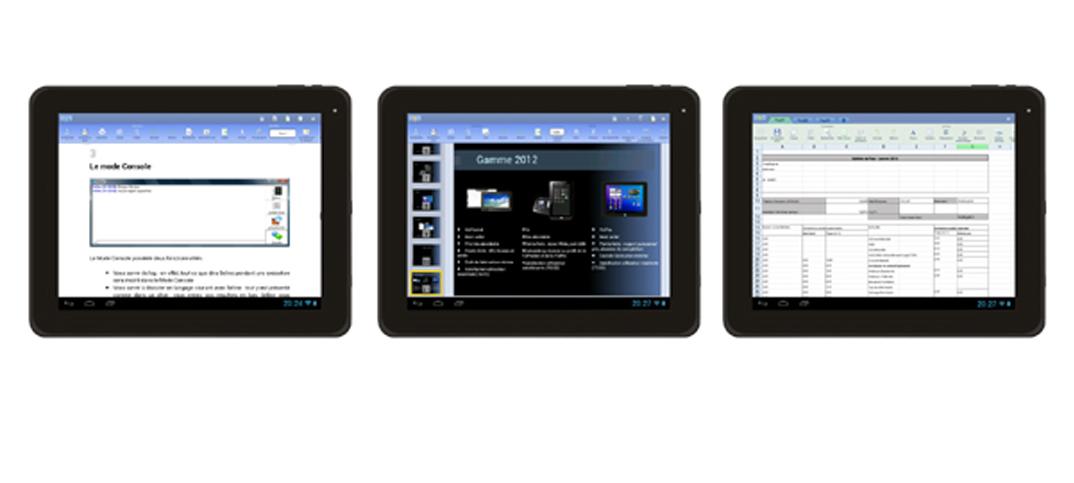 evi yzipro elite une tablette de 9 7 pouces avec cran. Black Bedroom Furniture Sets. Home Design Ideas