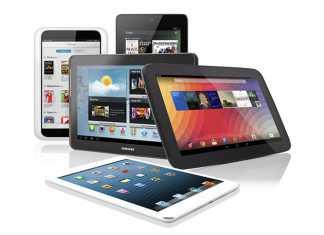 Un ralentissement sur le marché des tablettes tactiles 4