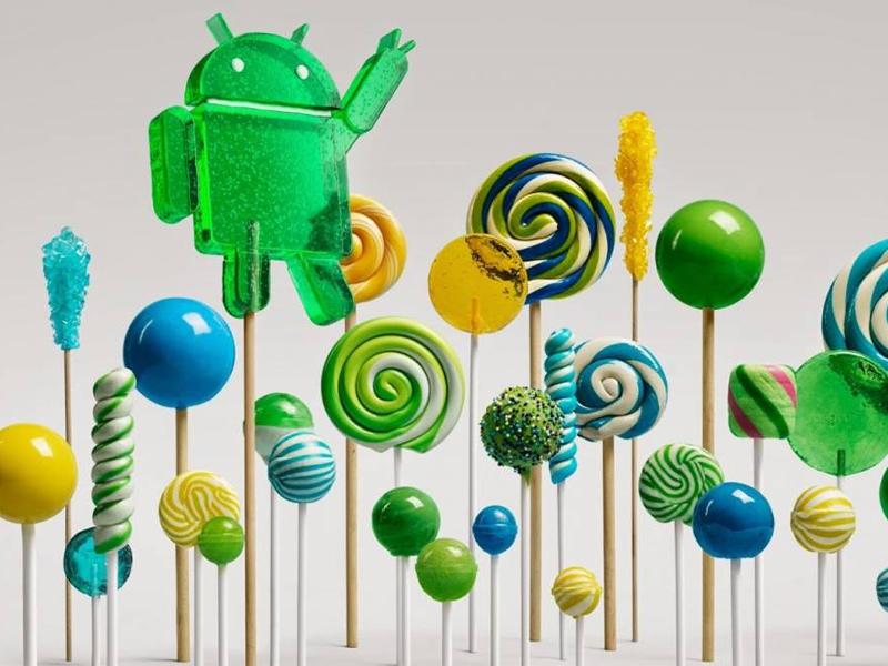 Le guide d'Android Lollipop disponible sur le Google Play Livres