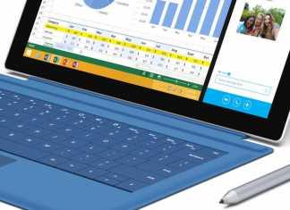 Nouvelle publicité de Microsoft pour sa Surface Pro 3 2