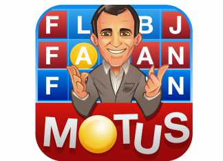 Motus, le jeu officiel de France 2 sur tablettes Android et iPad  3
