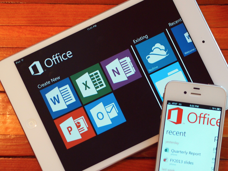 Microsoft office tablettes - Office tablette android gratuit ...