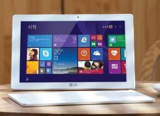 LG lance la Tab Book Duo, une tablette PC convertible sous Windows 8.1 13