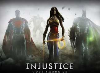 Injustice : Gods among us sur tablettes tactiles  5