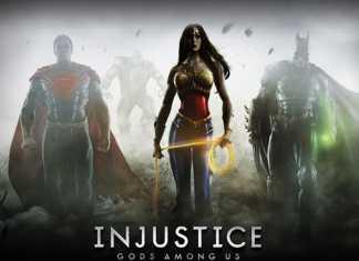 Injustice : Gods among us sur tablettes tactiles 5