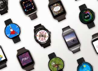 Mise à jour Android Wear pour les montres et objets connectés 2