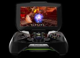 Mise à jour tablette SHIELD Nvidia