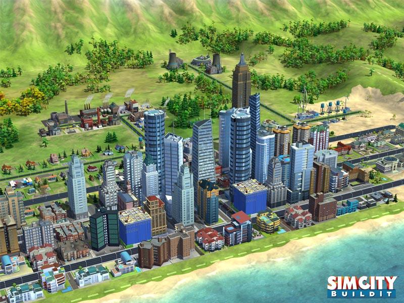 Nouveaut 233 Construisez Votre Ville Dans Sim City Build It
