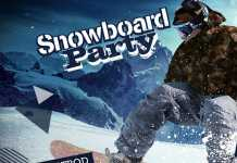 Snowboard Party sur iPad et tablettes Android 3