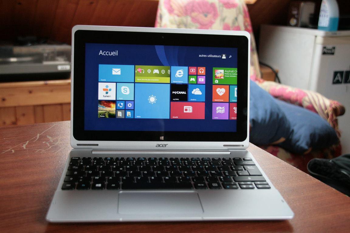 Test Acer Aspire Switch 10