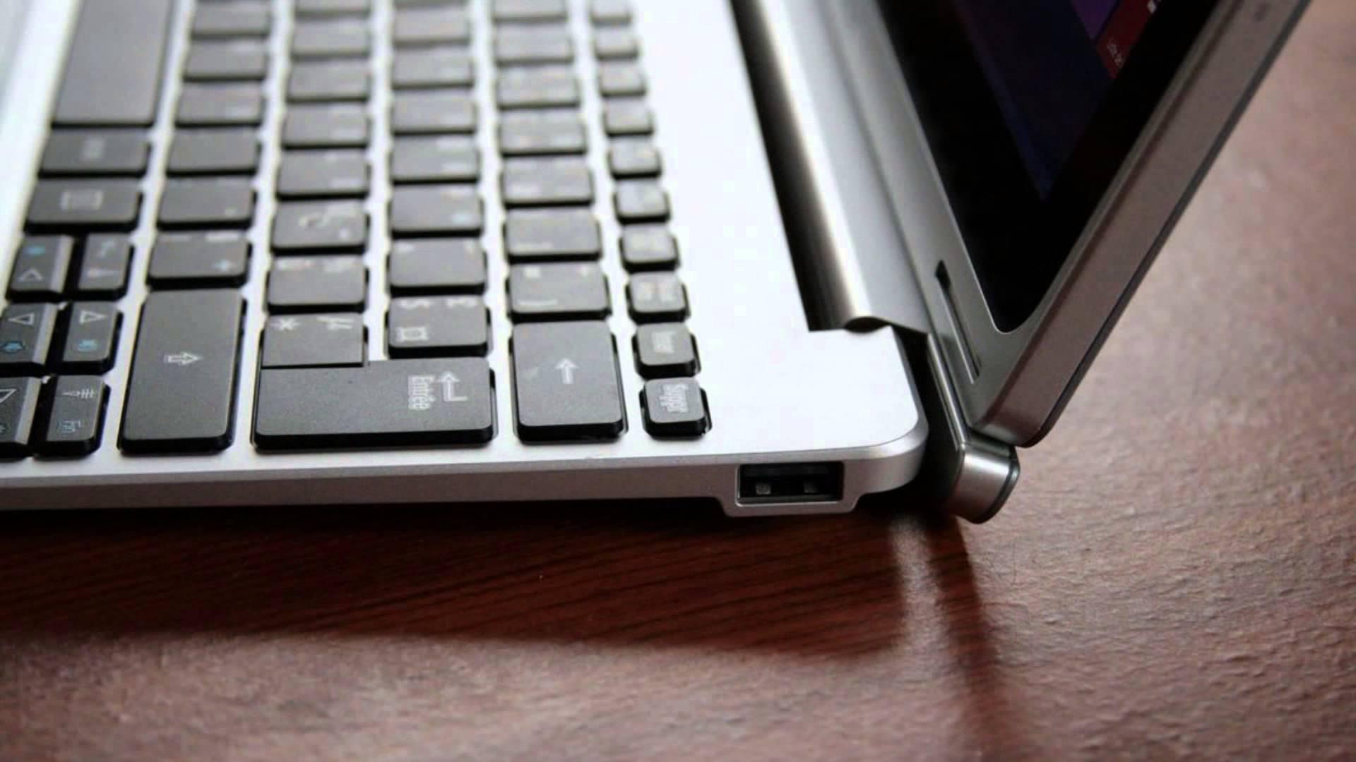 Test de la tablette PC Acer Aspire Switch 10