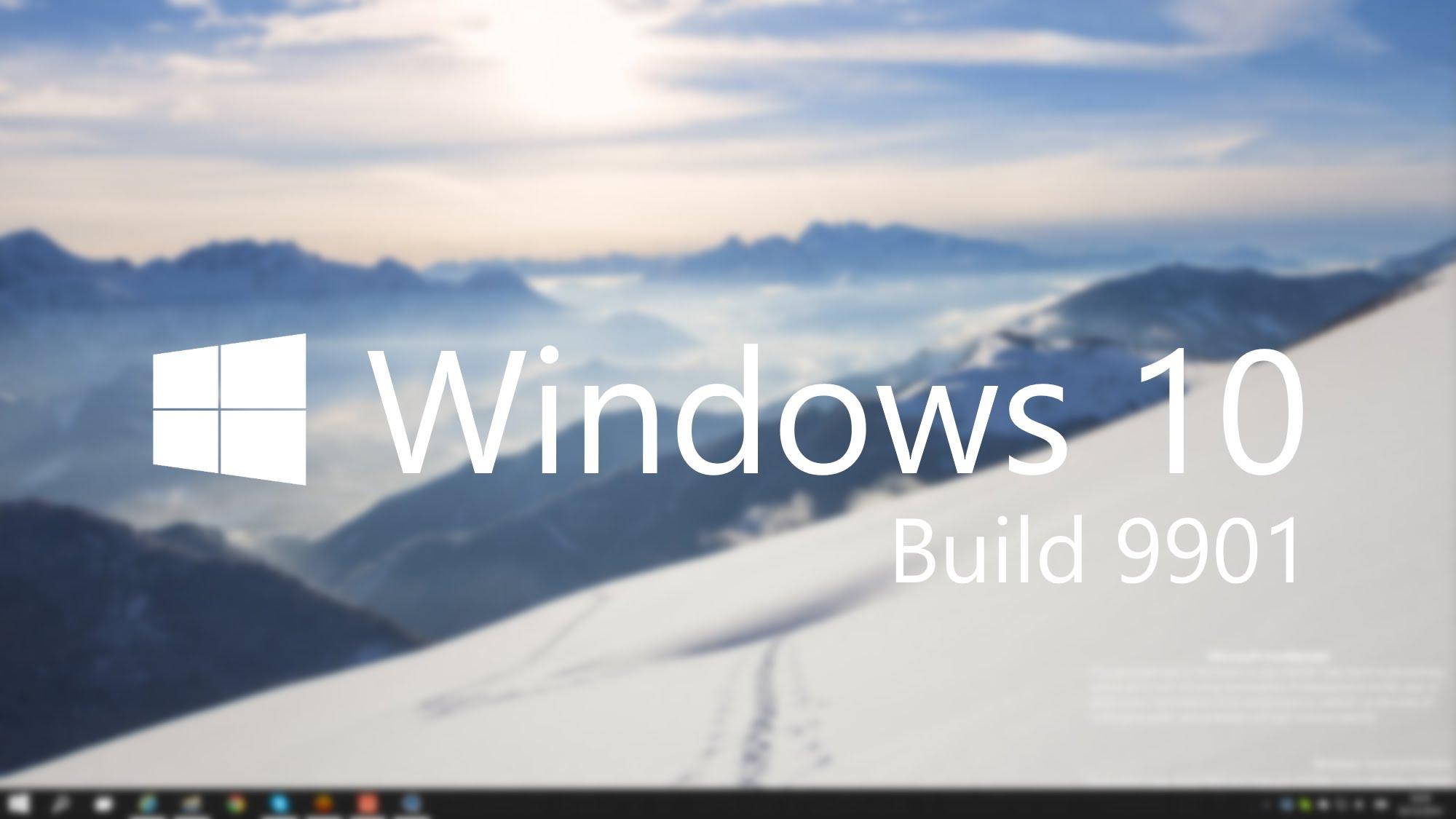 Windows 10 : une nouvelle vidéo dévoilant les nouveautés du futur OS de Microsoft