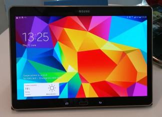 Une tablette Galaxy Tab S Pro repérée chez Samsung 2