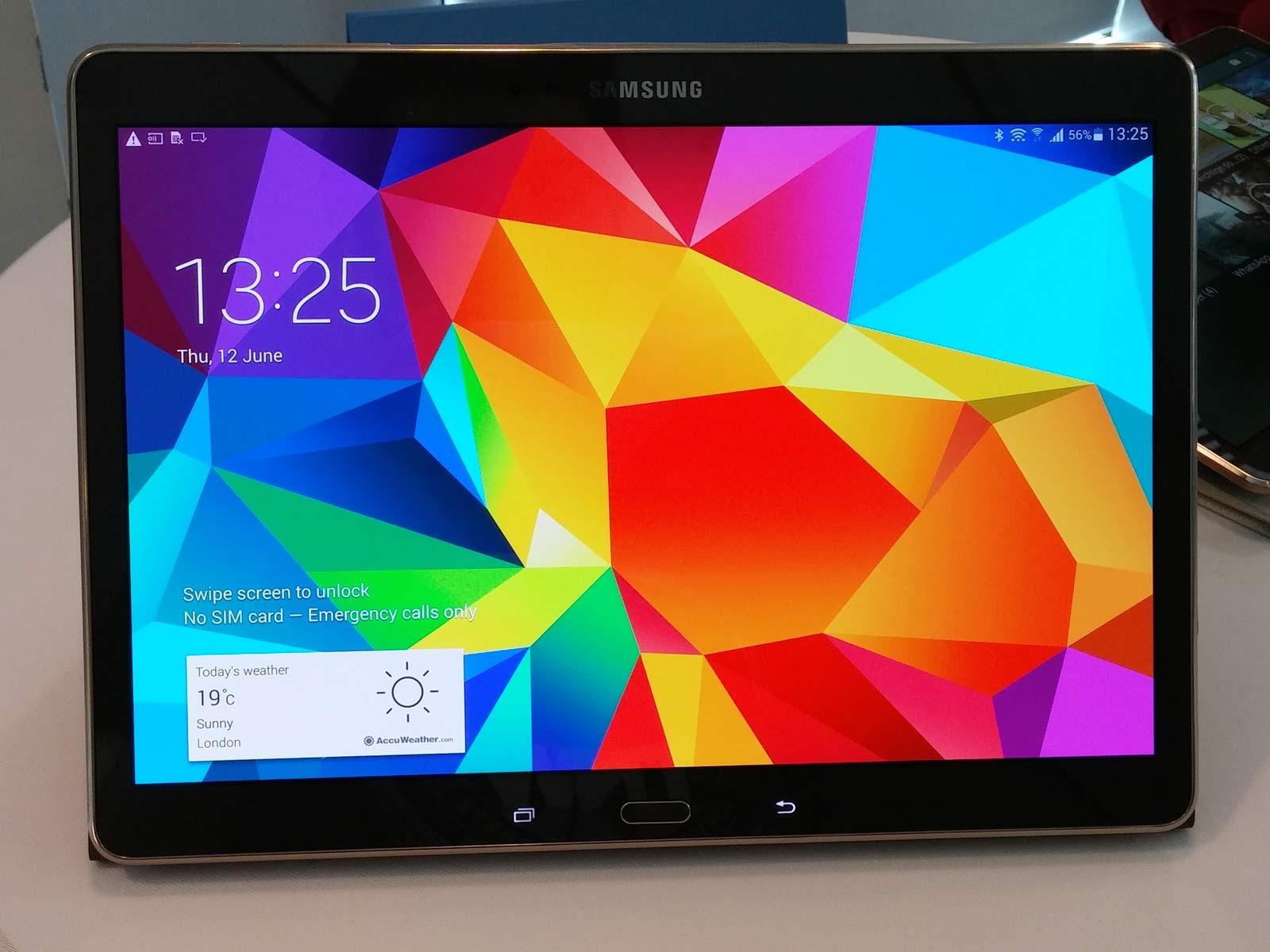une tablette galaxy tab s pro rep r e chez samsung. Black Bedroom Furniture Sets. Home Design Ideas
