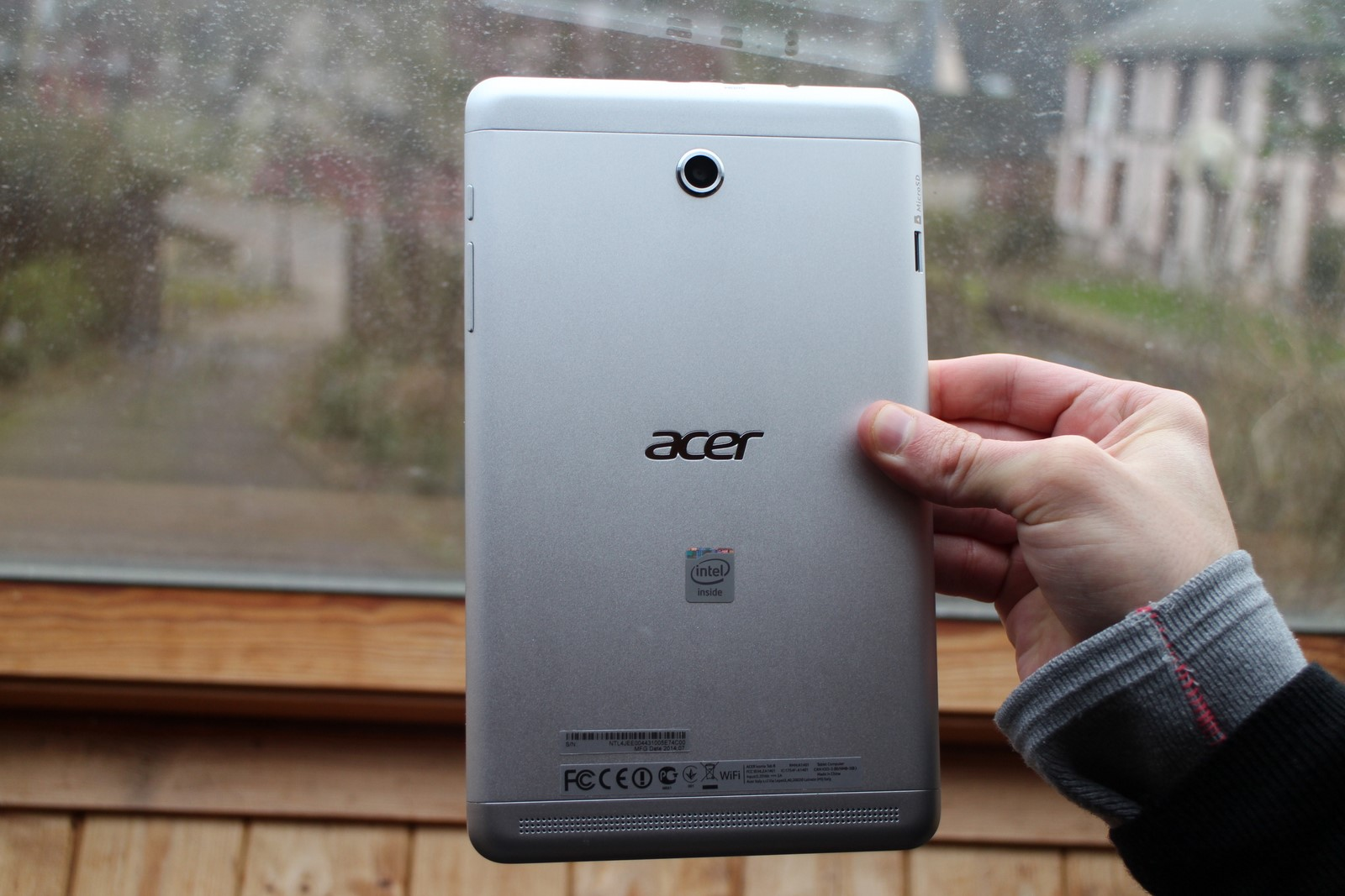 how to delete cookies from acer iconia tablet