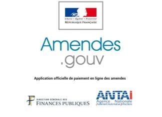 Payez vos amendes en ligne sur la nouvelle application 1