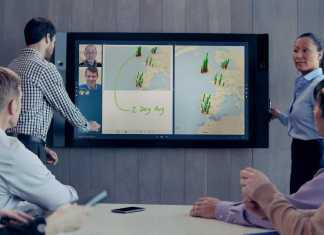 Microsoft Surface HUB : Un écran tactile géant de 84 pouces ! 5