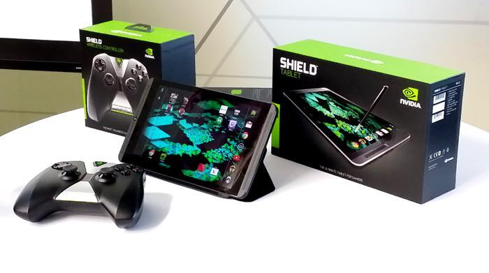 Nvidia Shield Tablet 2 avec processeur Tegra X1 pour le 03 mars 2015 ?