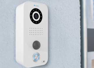 Découvez la sonnette connectée DoorBird qui surveille votre porte 2