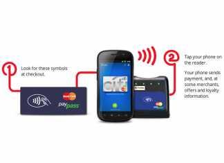 Le système de paiement sans contact de Google pour fin mai ? 1