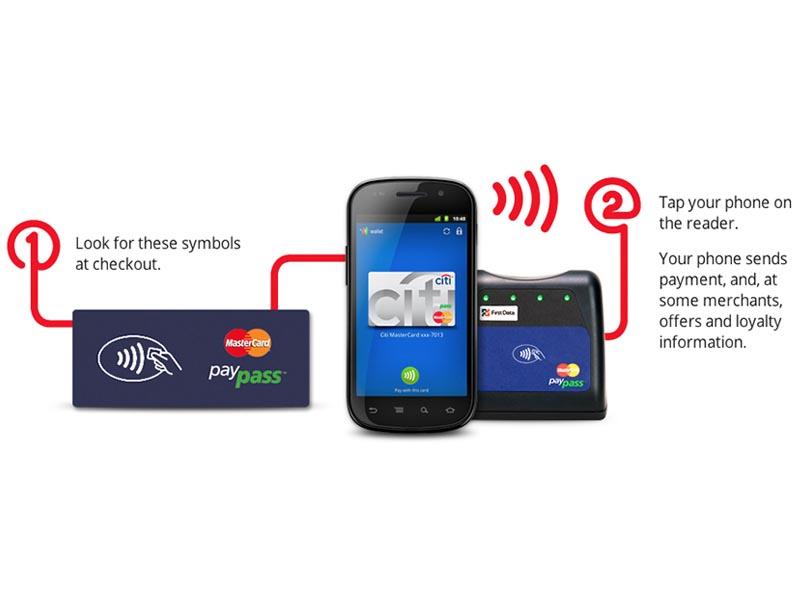 Le système de paiement sans contact de Google pour fin mai ?