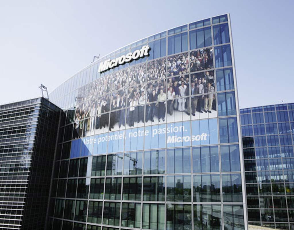 Microsoft : grosse amende infligée par l'état Français pour fraude fiscale